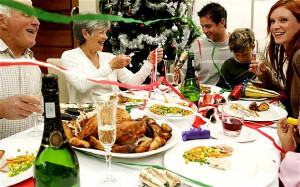 ... your appetite too much over the Christmas holidays Photo: Getty