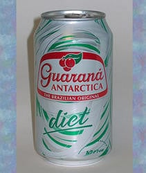 Guarana Antarctica Diet