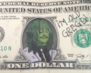 the mighty boosh noel fielding old gregg kk I'm done with life yeah it ...