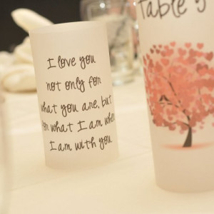 quote luminaries reception signs and decor wedding signs and quote