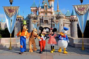 Mini-vacanta de 1 Iunie la Disneyland Paris, de la 137 de Euro