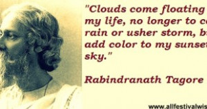 , rabindranath tagore quotes in bengali, rabindranath tagore quote ...