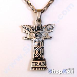 Beautiful Takhte Jamshid, Persepolis Necklace (IRAN Engraved), Silver ...