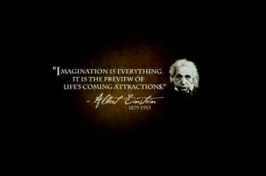 Albert Einstein Imagination