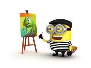 picasso-minion-pic-despicable-me-2-wallpapers-desktop-backgrounds