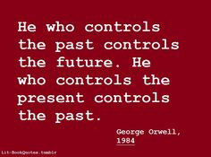 1984 Quotes With Page Numbers George Orwell ~ George Orwell in '1984 ...