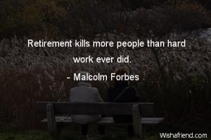 Retirement Quotations Quotes On Retirement