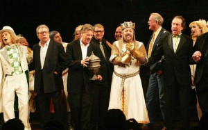 ... Monty Python, John Cleese, Terry Gilliam, Terry Jones, Eric Idle and
