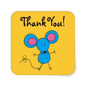 Cute Thank You Cards...