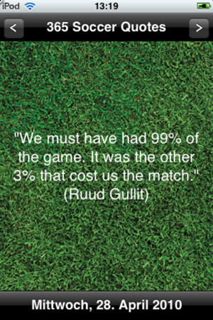 User reviews of 365 Soccer Quotes