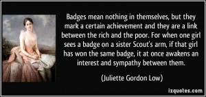 More Juliette Gordon Low Quotes