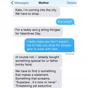 Crazy Jewish Mom' texts to Brooklyn daughter go viral on Instagram ...