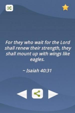 View bigger - Inspiring Bible Verses for Android screenshot