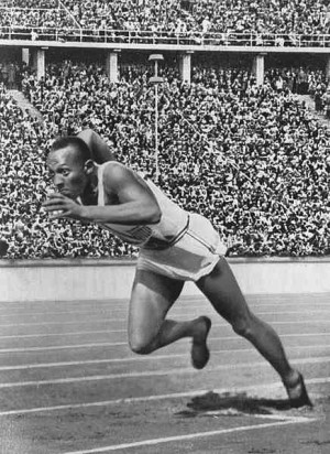 ... of four gold medals at the 1936 Summer Olympics in Berlin, Germany
