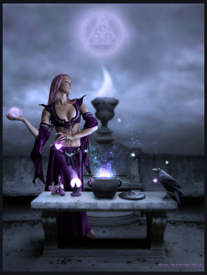 Wiccan Moonsong Daily Spiritual Quotes