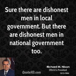 Richard Nixon Watergate Quotes