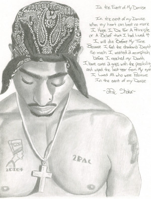 2pac + Poem 2 by youngEY