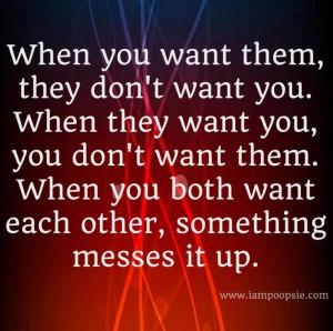 Ironic relationship quote via www.IamPoopsie.com