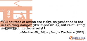 Important Quotes Risk Taking