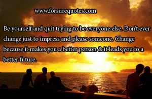 Leads you to a better future picture quotes and sayings