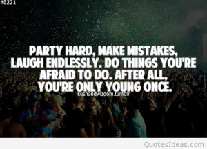Let's party quotes and images sayings