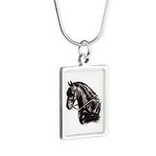 Carriage Driving Horse Necklaces for