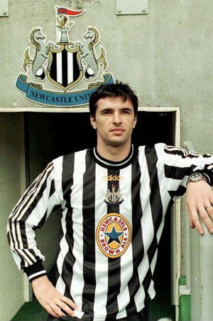 Gary Speed Gary Speed career in pictures