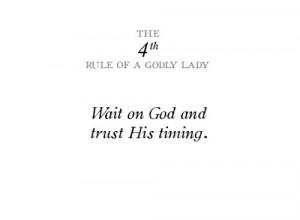 quotes Jesus God Christian women lady advice tips rules godly godly ...