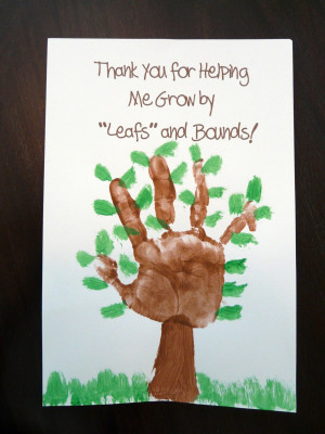 Teacher Appreciation Week - Giving Thanks