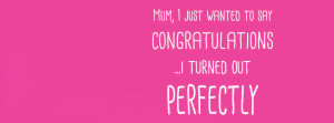 Don't forget to check out some more Mothers day Posts: