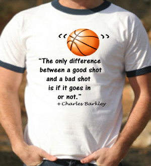 Barkley Basketball Sayings t shirt and unique gifts