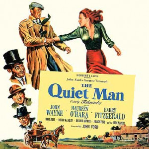 Movie quotes from Books on Film. (Photo: Movie poster, The Quiet Man /