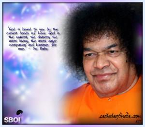 Sri Sathya Sai - a spiritual journey.....