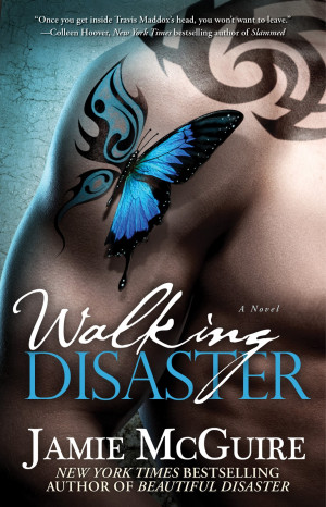 ... Audio Review: Beautiful Disaster and Walking Disaster by Jamie McGuire