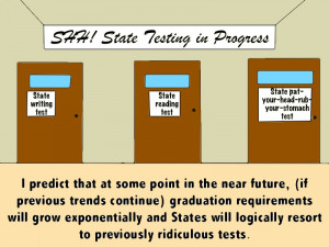 The State Writing Test: Not Your Average Standardized Test