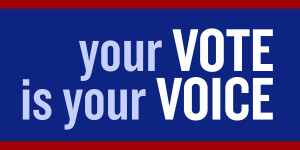Our vote counts. In many local and state elections, female voters have ...