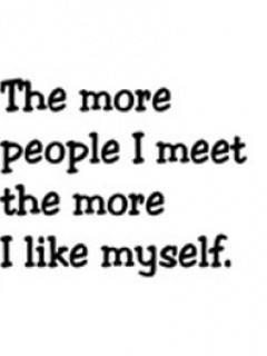 Like Myself Wallpaper 240x320 cat, cool, quotes, funny, quotes, like ...