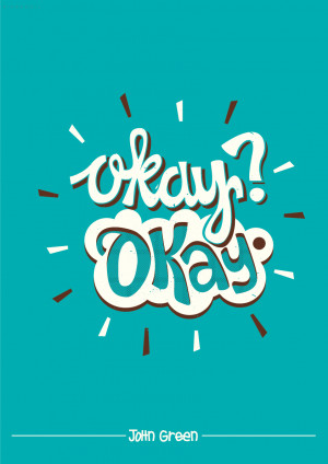 The Fault In Our Stars Quotes ~ John GreenMy thoughts on these ...