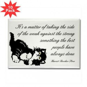 http://www.zazzle.com/animal_rights_quote_poster-2287620680768 ...