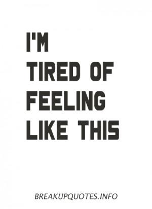feeling broken quotes hurt alone broken feelings feeling broken quotes ...