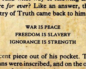 War Is Peace 1984