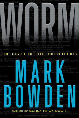Worm: The First Digital World War (book cover)