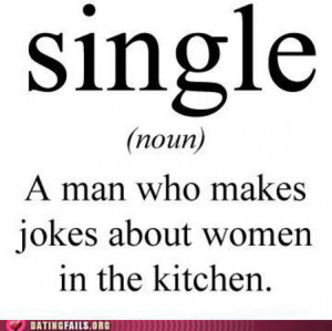 Being-single..