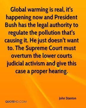 Judicial Activism Quotes