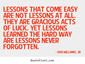 Quotes About Life Lessons