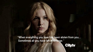Revenge (2011) Season 1 TV Series