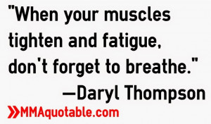 Quotes on Breathing