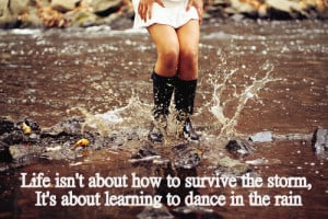 ... Quotes , Life Picture Quotes , Problems Picture Quotes , Storm Picture