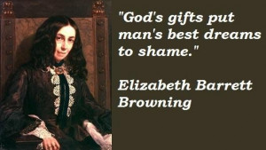 Elizabeth barrett browning famous quotes 4