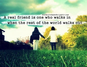 Deep And Meaningful Quotes About Friendship